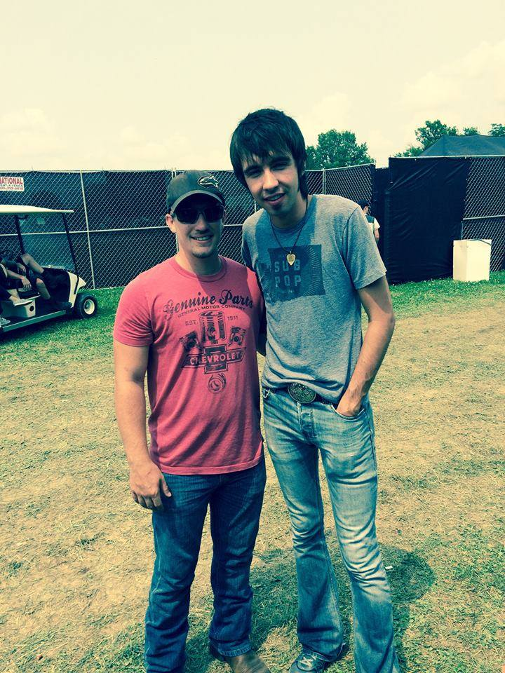 Mo Pitney at Bluegill Festivall