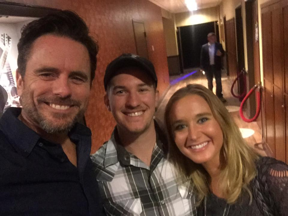 Charles Esten at Grand Ole Opry