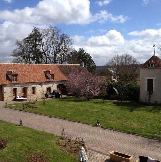 Jardin du Domaine de Montboulon