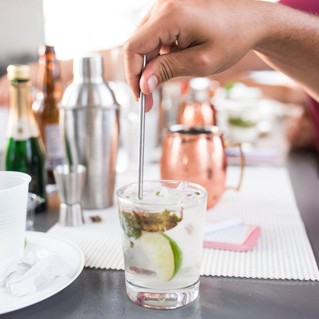 Cocktail Class - September 30, 1pm