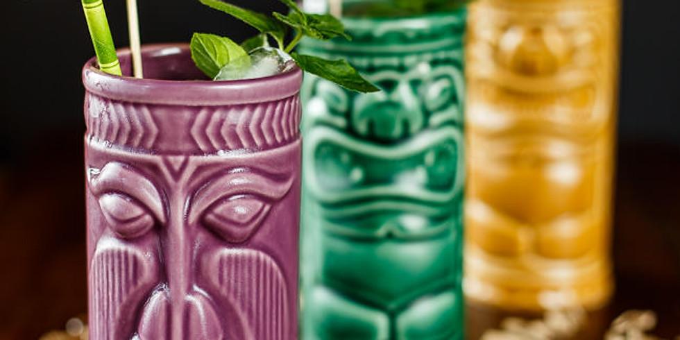 Luau Libations - History of Tiki Cocktails