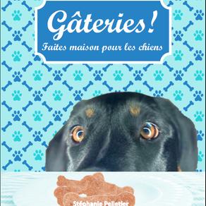 Gâteries! Faites maison pour les chiens