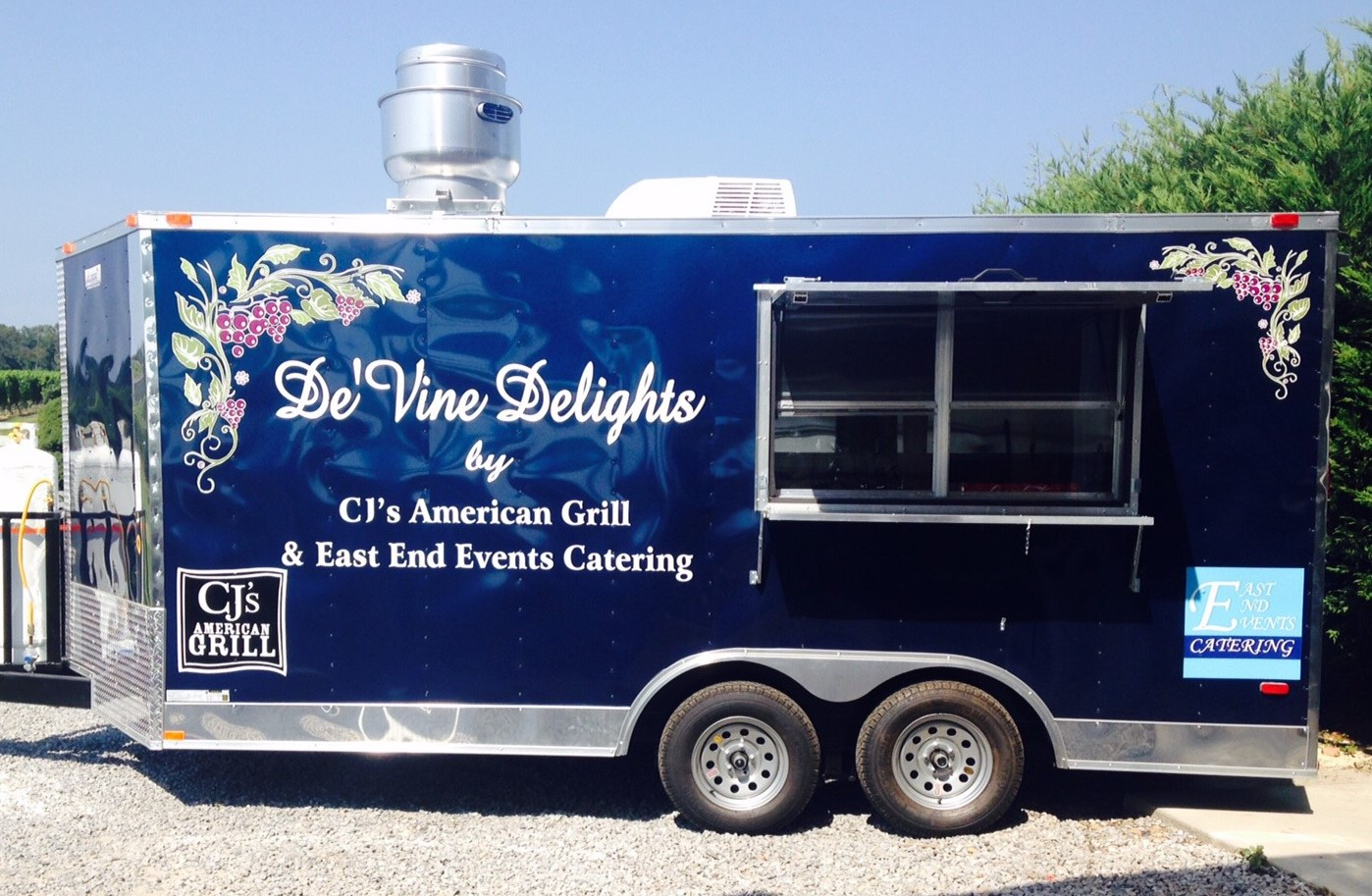 East End Wedding Guide Food Truck East End Events Caterering