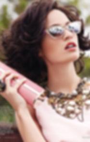kathleen ross art director designer portfolio image of fashion editoiral image