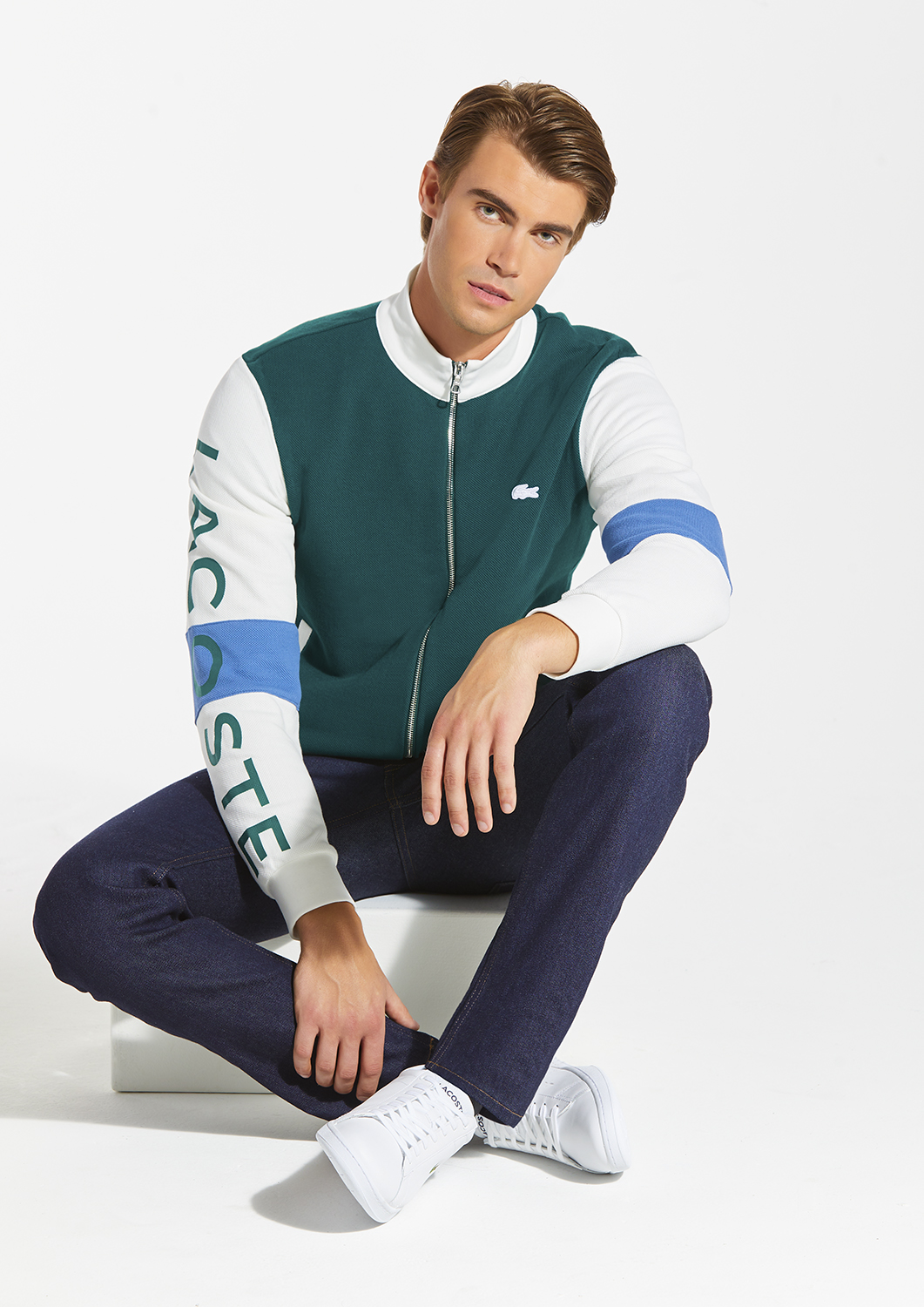 Lacoste Menswear Photography
