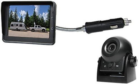 wifi camera with display.