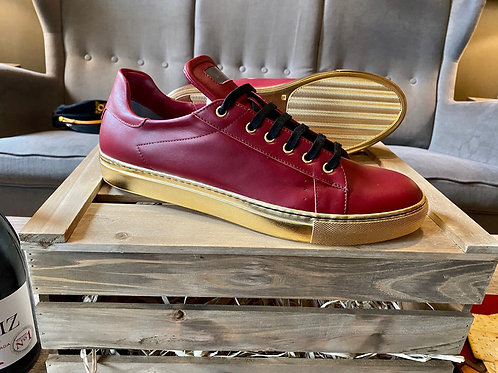 Le' Malbec - by Oenophile Footwear