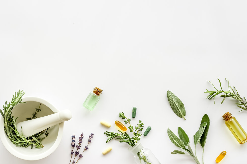 Apothecary of natural wellness and self-