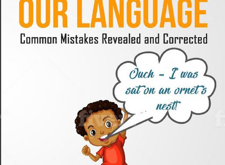 Stop Abusing Our Language