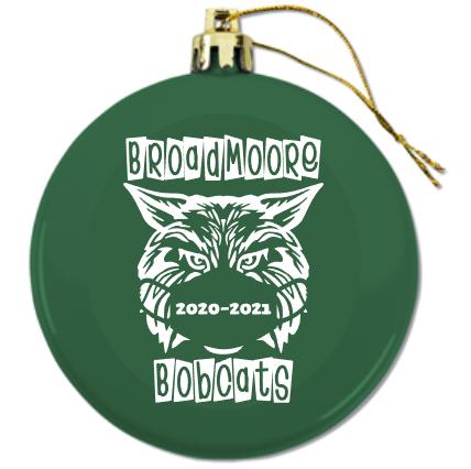 2020-2021 Broadmoore Ornament