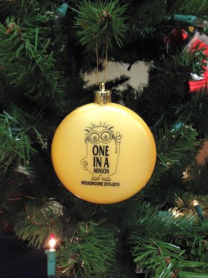 2015-2016 Broadmoore Ornament