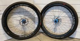 Summer fat bike wheelset