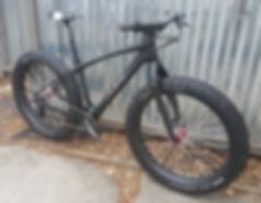 World's Lightest Fat Bike LaMere 19.85lb