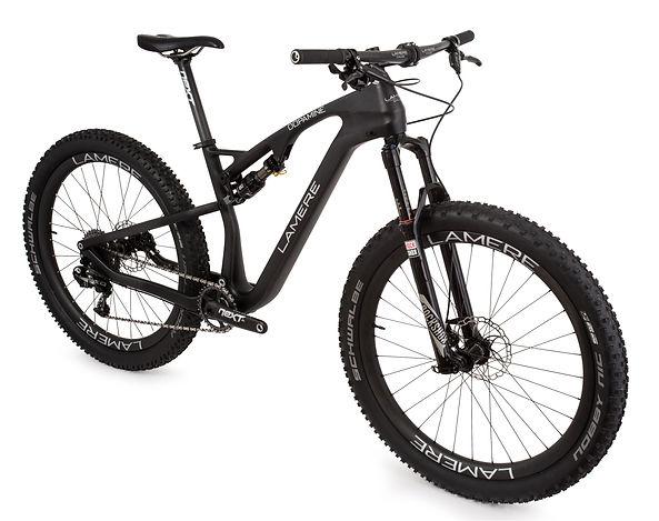 Full Suspension Carbon Fat Bike