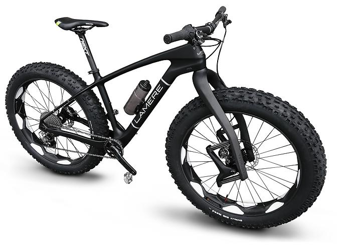 lamere cycles, Kiroshiro wheels, hardtail, carbon wheels
