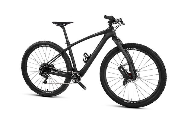 Carbon Hardtail 29er and 650b (27 5