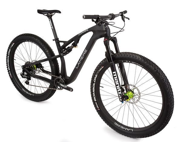"Full supension fat bike on 29"" wheels"