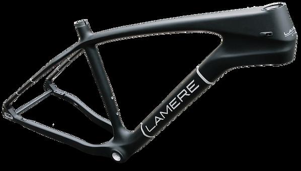LaMere carbon V2 Fatbike frame