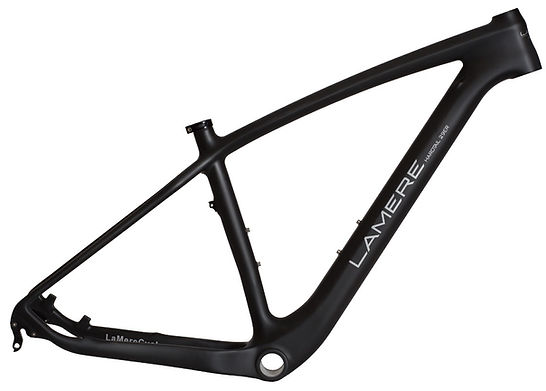 LaMere Cycles hardtail 29er