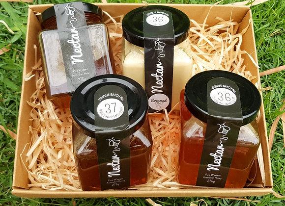 The Honey Connoisseur Box
