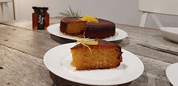 Honey Lemon Cake