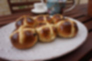 Recipe - hot cross buns.JPG