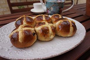 Recipe - hot cross buns.JPG