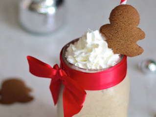 Shakeology Recipe of the Day: Gingerbread Mann
