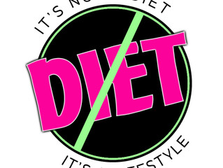 Diet vs a Lifestyle Change what's the difference?