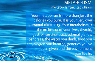 5 Factors Affecting Your Metabolism