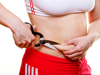 What can I do to lose weight around my stomach?