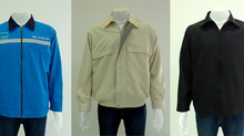 ชนิดของผ้าที่ใช้ในการตัดเสื้อแจ๊คเก็ต