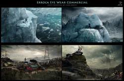"""""""Eroca"""" eye wear"""
