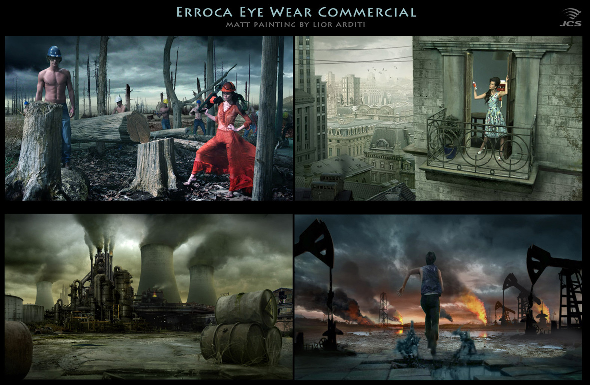 """Eroca"" eye wear"