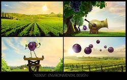 Kedem Grape Juice Commercial