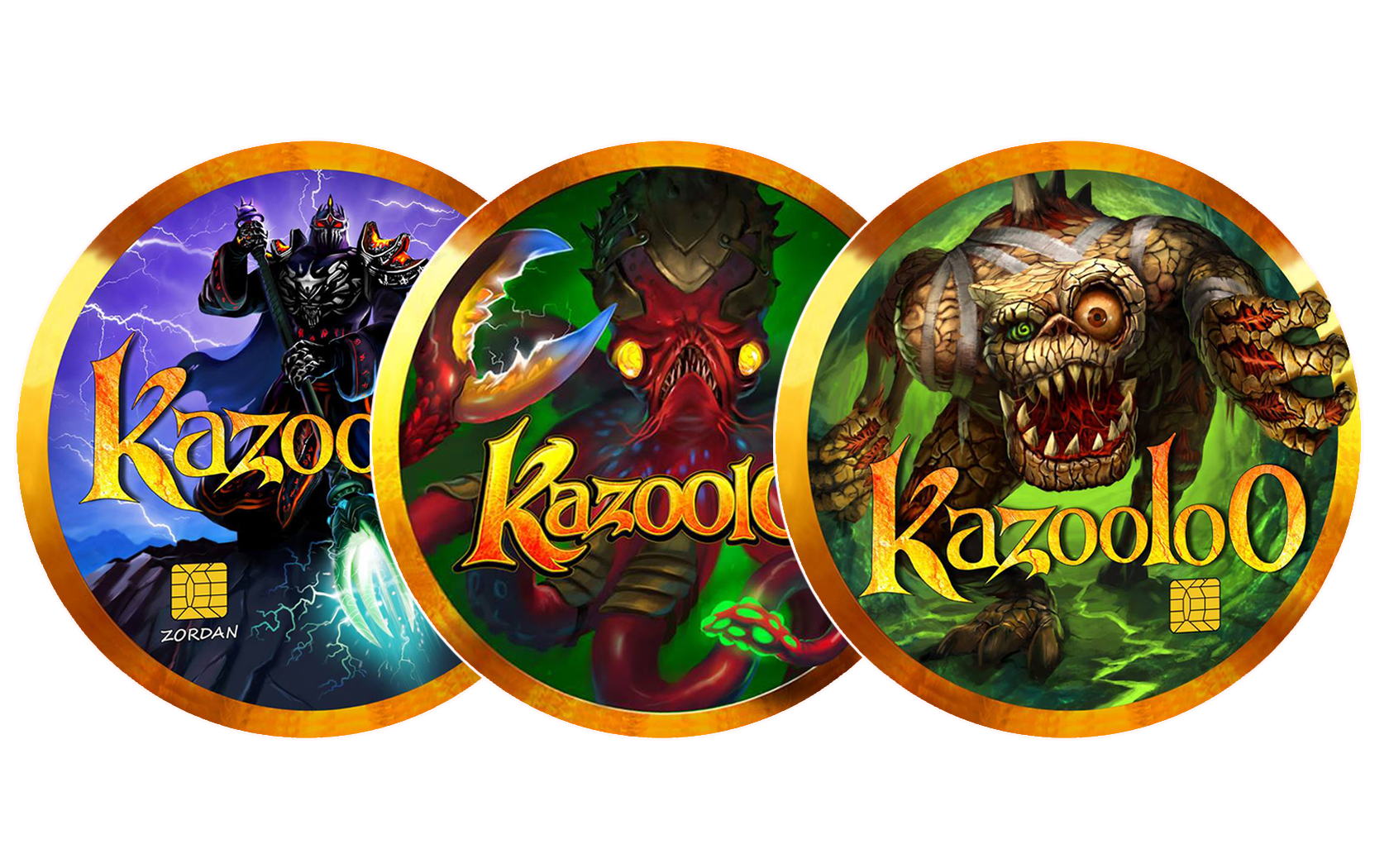 kazooloo  game boards