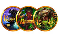 kazooloo  game boards