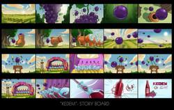 Kedem- Storyboard