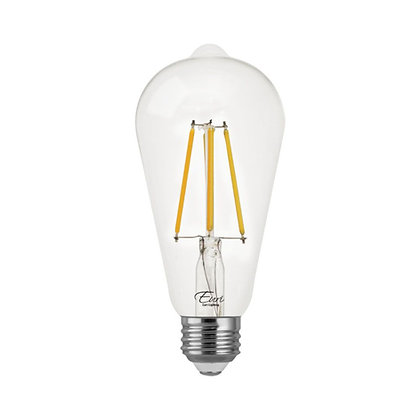 Vintage Bulb ST19 Clear Energy Star