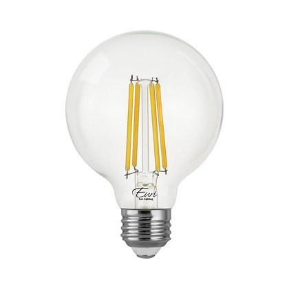 Vintage Bulb Globe Clear Energy Star