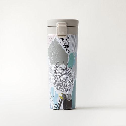 輕扣杯-390ml (斑斕拼貼)