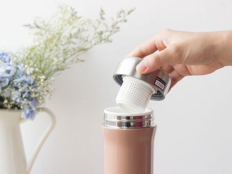 如何使用陶瓷茶隔濾茶器?