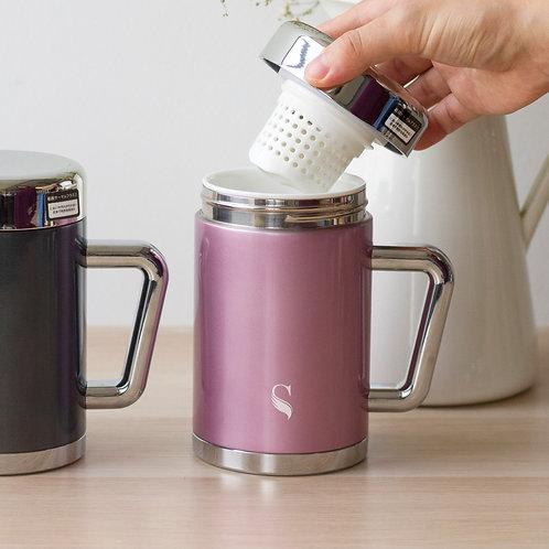 陶瓷茶隔-馬克杯