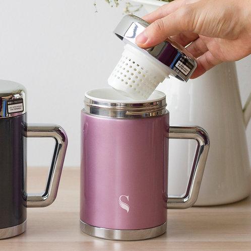 Porcelain Strainer for Mugs