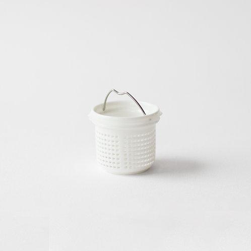 Classic Porcelain Strainer