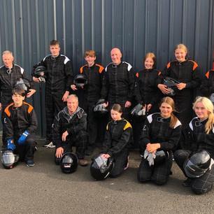 Youth Fellowship Go Karting June 2021