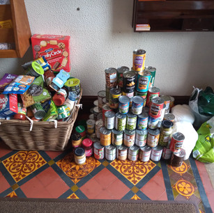 Food for the Simon Community