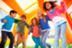 Kids birthday party bounce house rental