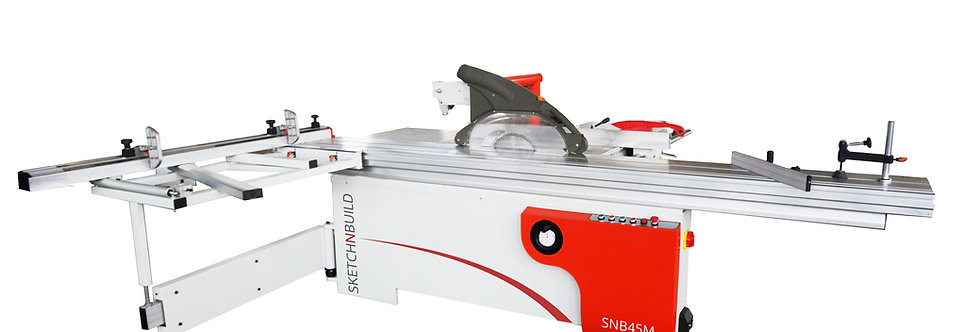 "SNB45M 12"" 5HP SLIDING TABLE PANEL SAW"
