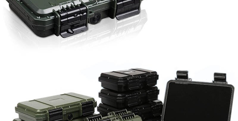 Lockable Shockproof Toolbox